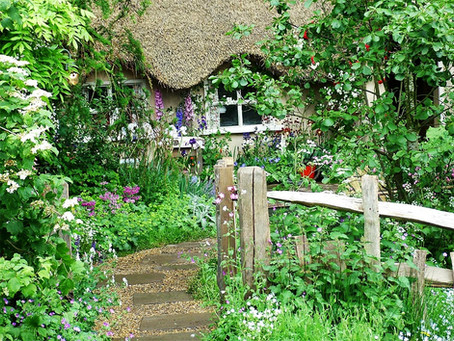 Criando um Jardim Cottage