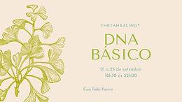 DNA Básico - ThetaHealing®  ON-LINE (21 a 25 de setembro de 2020) - Rosa de Luz