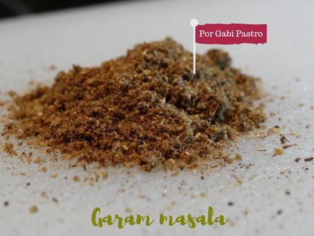 Garam masala: como fazer?