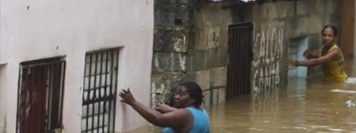 Flooded Barrio near entry.jpg
