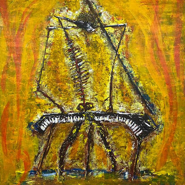 Hallway Concert (Piano)