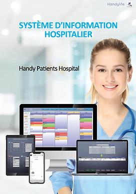 Brochure Handy Patients Hospital
