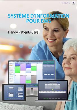 Brochure Handy patients Care