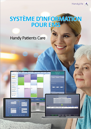 Brochure Handy Patients Care