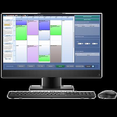 Handylife systeme de gestion pour EMS