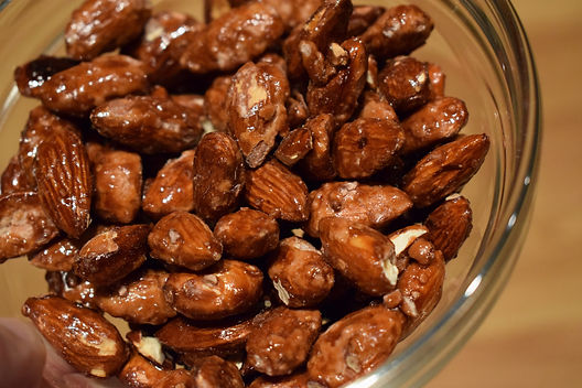 Sweet and Spicy Almond