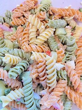 Favorite Creamy Pasta Salad