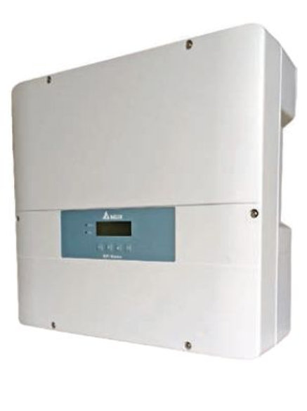 Delta Solar Grid Tie Inverter 6KW, RPI-M6A