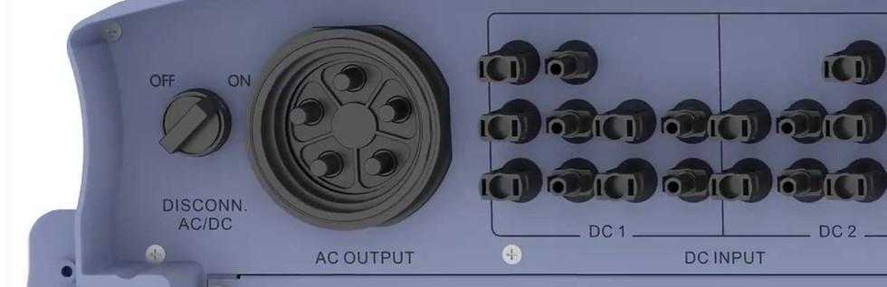 Grid Tie Inverter RPI-M50A Installation Video