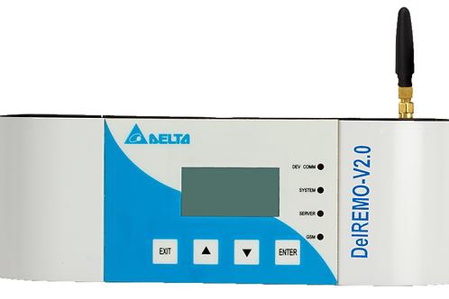 DelREMO V2.0 Remote Monitoring Device