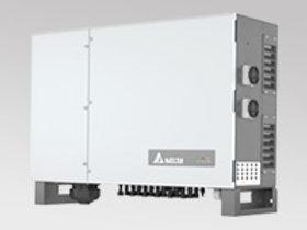 Delta Solar Grid Tie Inverter 125KW, M125HV