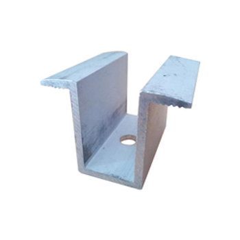 Solar PV End Clamp