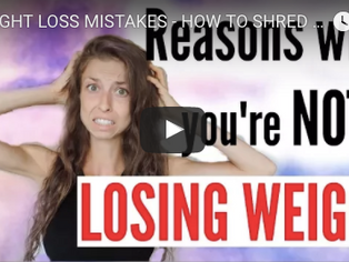 5 WEIGHT LOSS MISTAKES - HOW TO SHRED FAT LIKE A BEAST