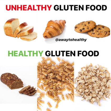 IS GLUTEN HEALTHY ? 🤔🍞🍝