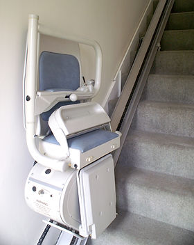 Stair chair lift