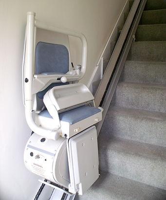 Treppen Sesselliftes