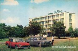 Illegal car parking - hotel Sever :)