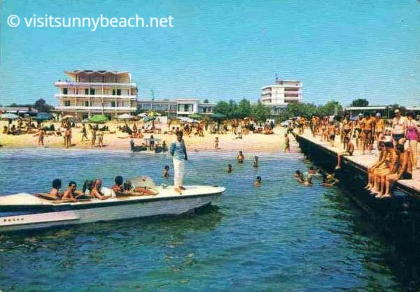 In love with Sunny Beach