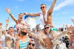 Sunny Beach Foam Party