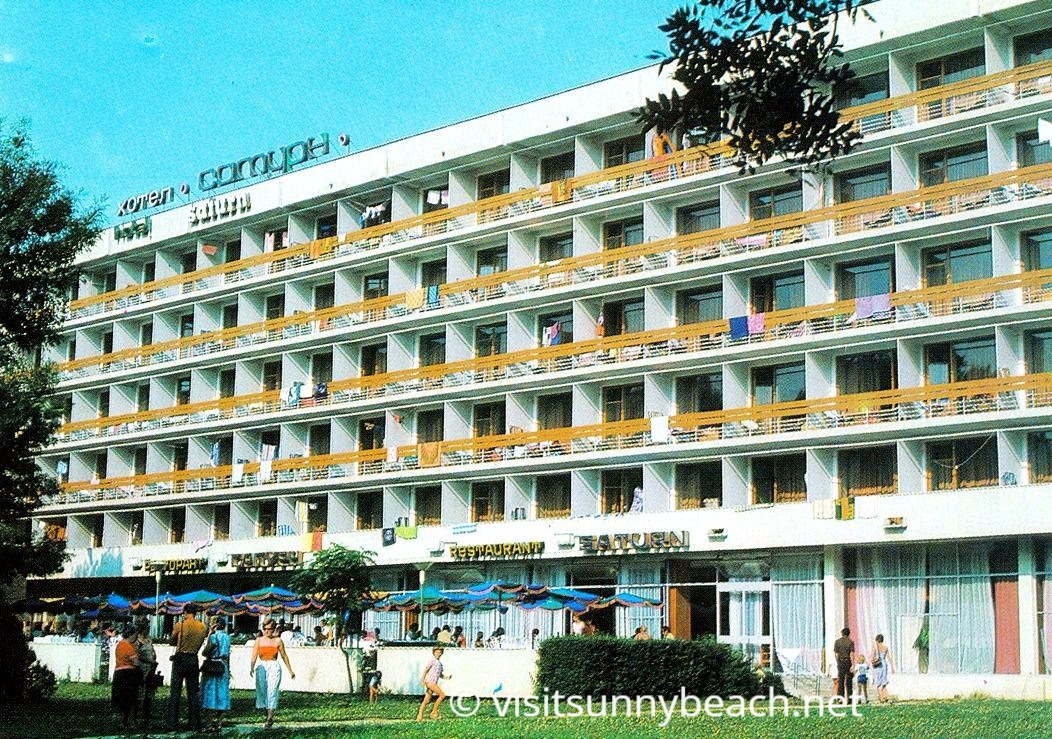 Saturn hotel