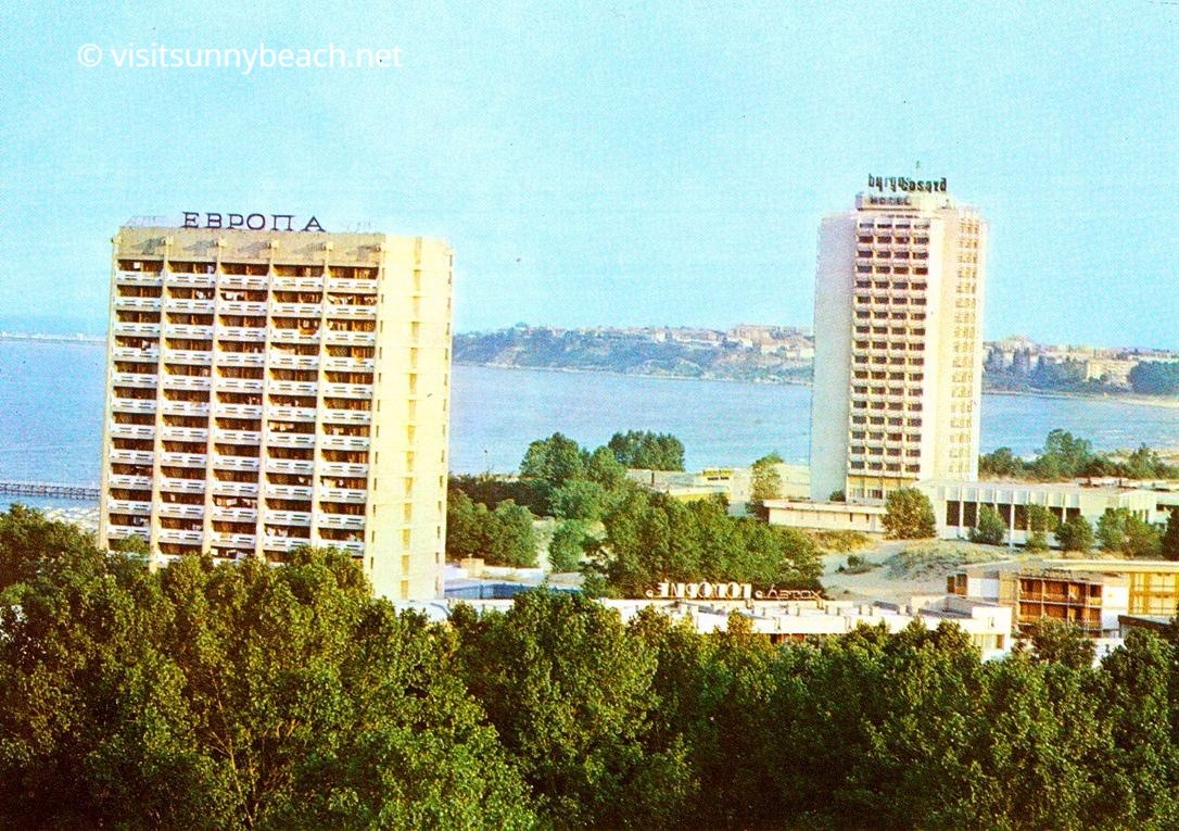 Hotel Evropa and Burgas