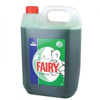 5L Concentrated Fairy Liquid