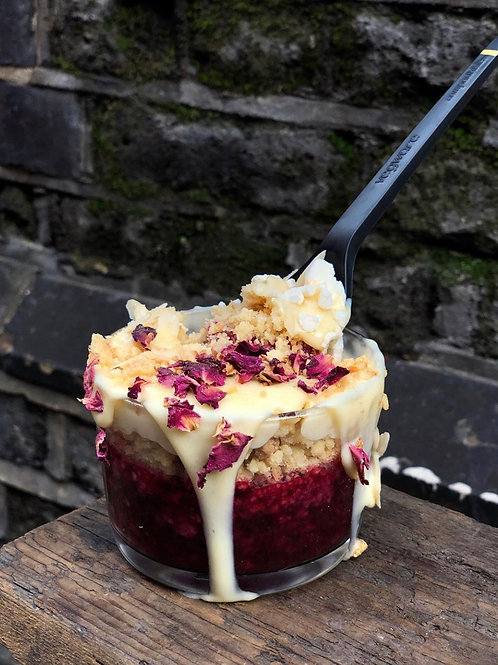 Mixed Berry & Apple 2 portions - LONDON