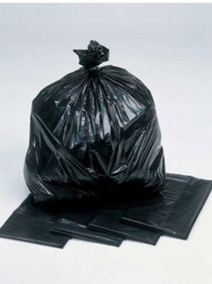 Refuse Black Bin Bag - 50 bags