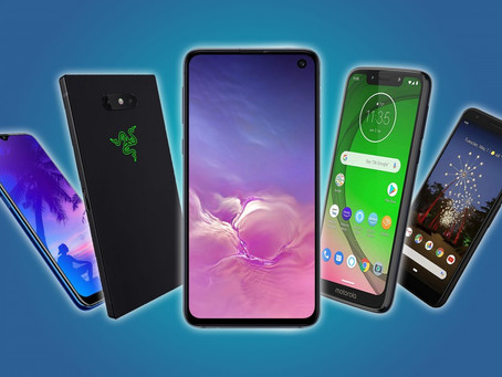 Top 5 smartphones below 17,000.      July 2020