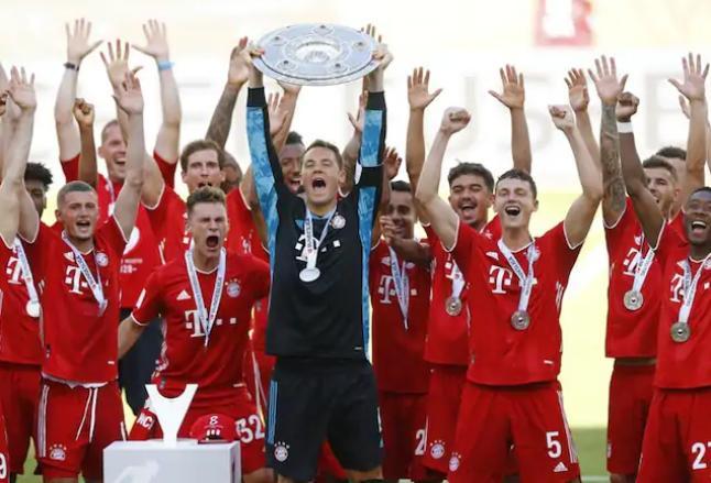 Bundesliga Champs