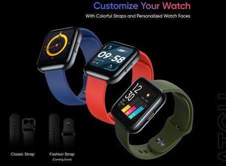 Top 5 Smartwatches below 5000
