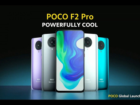 POCO F2 PRO: SPECS, PRICE, REVIEW