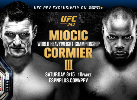 UFC 252: Results,Review