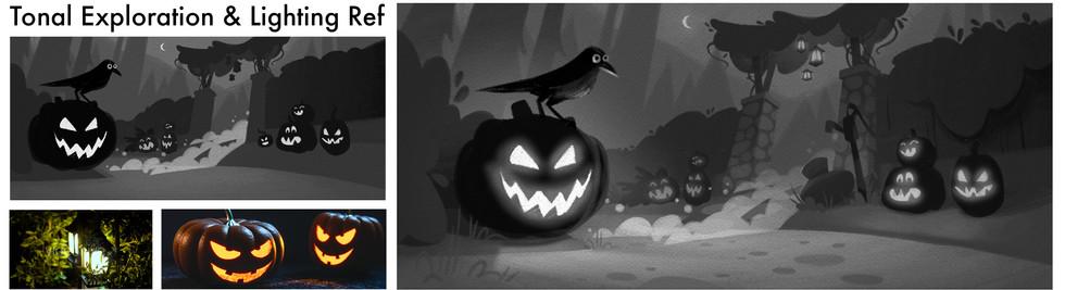 Spooky Lighting Ref & Exploration