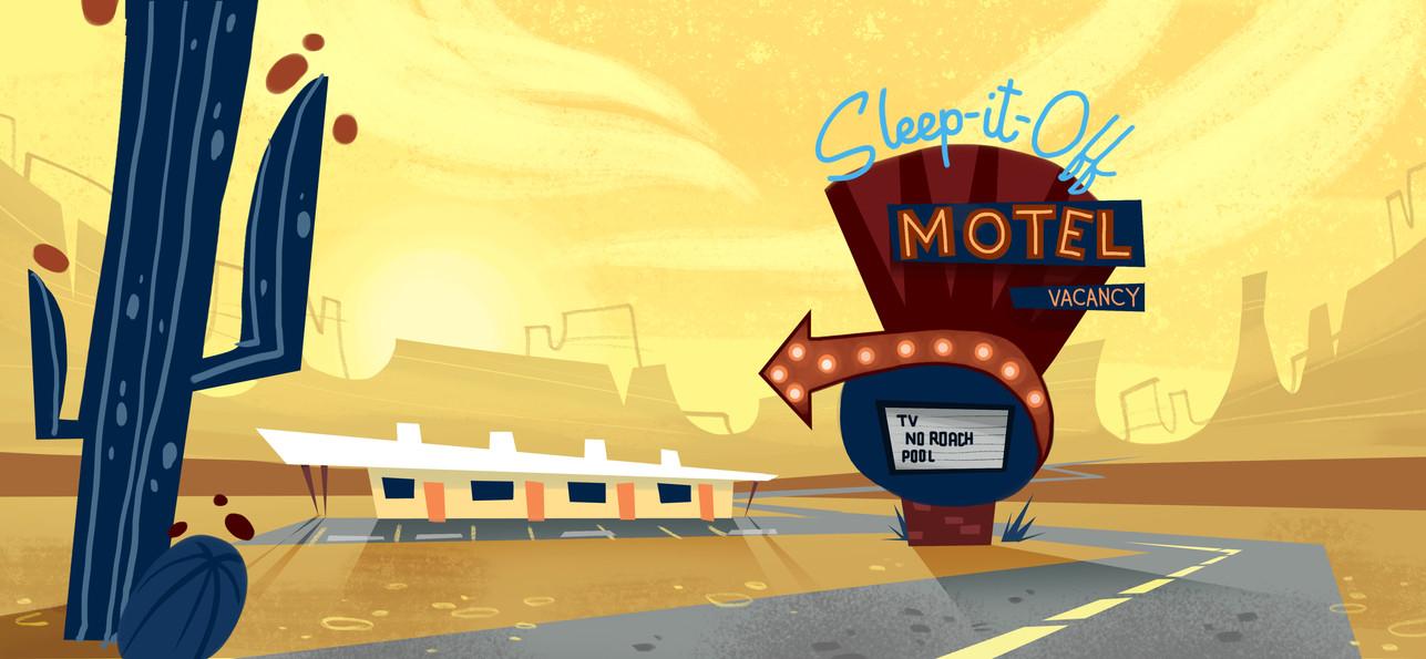 Sleep It Off Motel