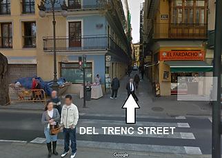 Calle Maria Cristina Calle del Trenc.web