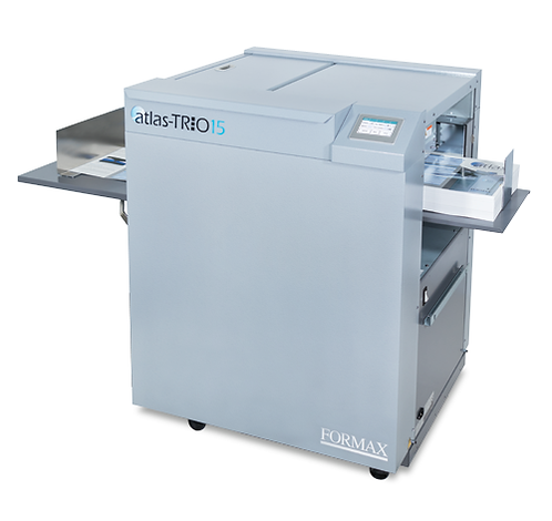 Formax Atlas-TRIO15 Multi-Function Creaser/Cutter/Slitter