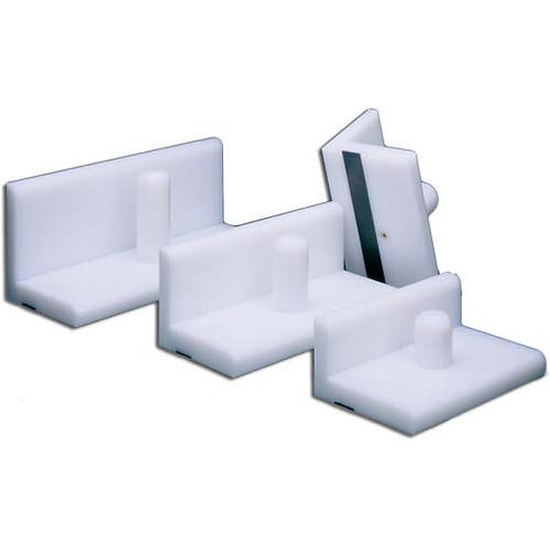 "10"" x 3"" Plastic Jogger Blocks"