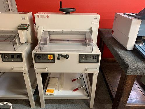 """MBM Triumph 4810-95 18.5"""" Paper Cutter"""