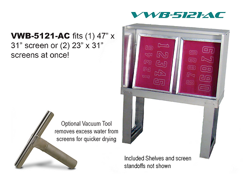"""Washout Booth VWB-5121-AC 51"""""""