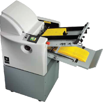 BAUM 714XA Autofold Tabletop Folder