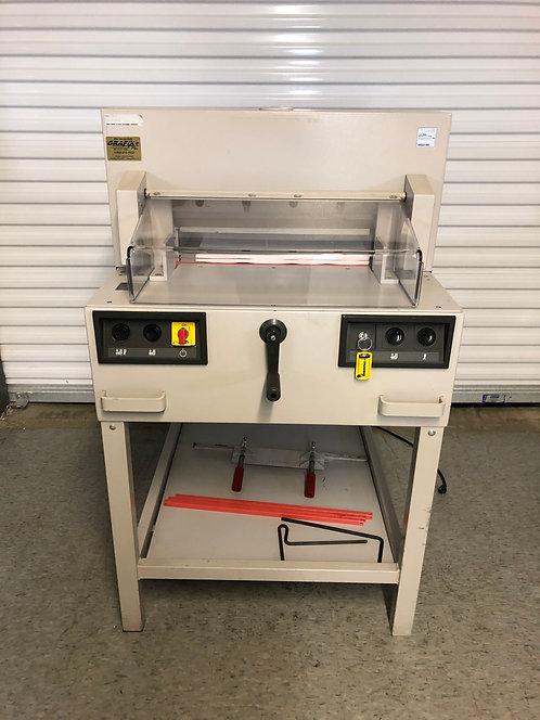 MBM Triumph 4850-95 Paper cutter
