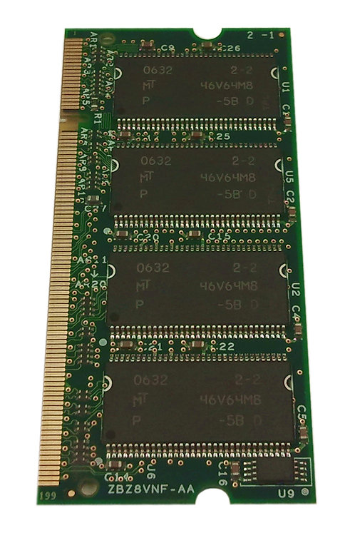 Ilumina 330 GL 512MB Memory Upgrade