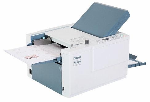 Duplo DF-980 Automatic Folder