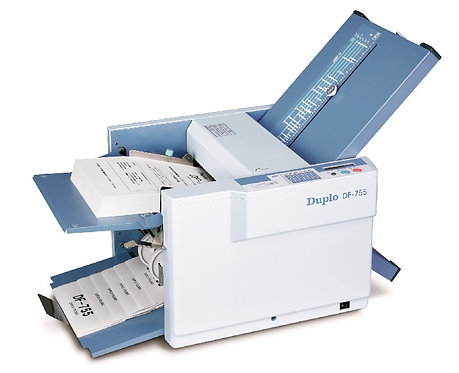 Duplo DF-755 Manual Folder