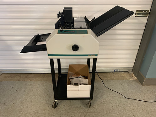 Graphic Whizard GW 6000 Numbering Machine