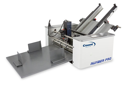 "Count Number Pro Touch 18"" Numbering Machine"
