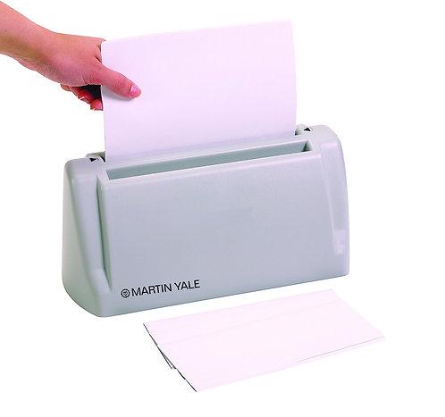 P6200 Desktop Letter Folder
