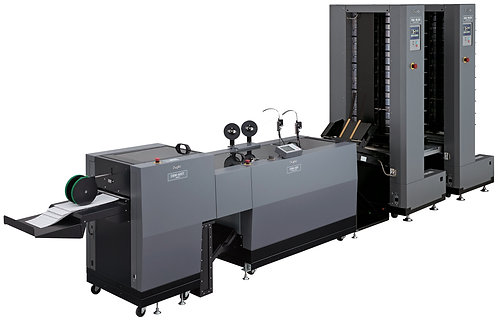 600C Booklet System