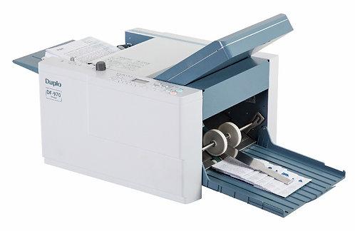 Duplo DF-970 Automatic Folder